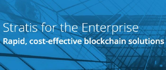 Stratisは簡単にブロックチェーンを導入できる企業向けのプラットフォームです。