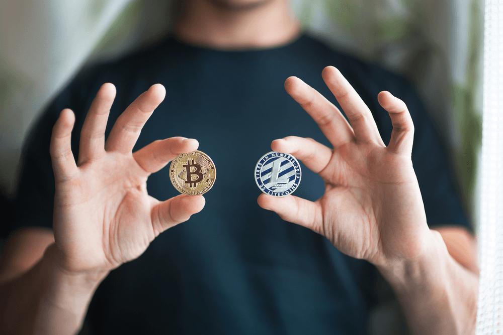 ライトコインとビットコイン