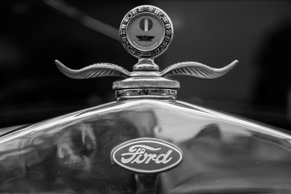 フォードの車