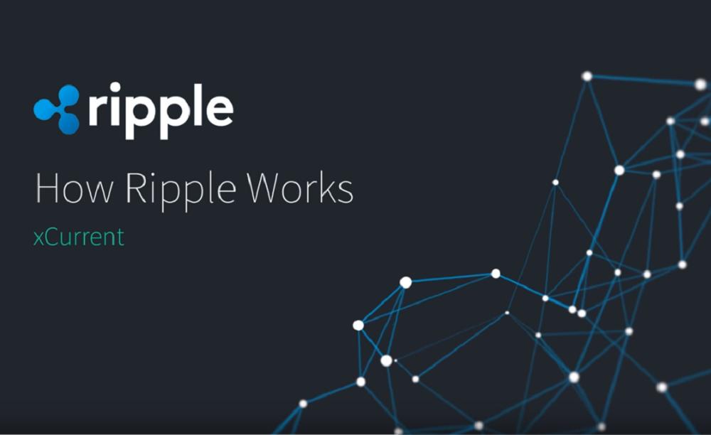 リップル(ripple)のxCurrentのしくみを解説します